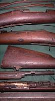 French Mle 1874 Gras rifle for parts or restoration