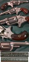 Colt New Line 30 caliber etched panel revolver