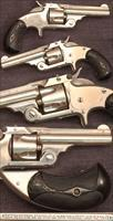Smith & Wesson No 1-1/2 32 Single Action revolver