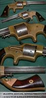 large Plants front loading .42 Army revolver by Merwin & Bray