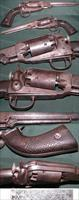 rare B.F.Joslyn Army model percussion revolver