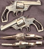 American Arms Co., Boston Mass double action 32 centerfire revolver