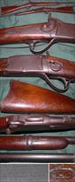 scarce original Peabody saddle ring carbine