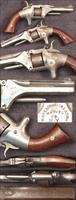 Manhattan 1st Model, 2nd Variation .22 pocket revolver