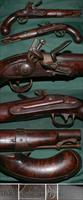 M1826 USN S.North Navy flintlock contract pistol