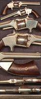 "Smith & Wesson No 2. ""Old Model Army"" .32 caliber revolver"