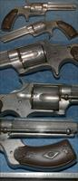Remington Smoot No 3 38RF revolver