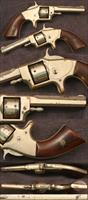 Rollin White 22 caliber pocket revolver