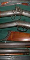 Allen & Thurber, Worcester metal frame sporting rifle.