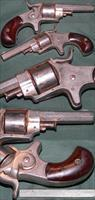 Forehand & Wadsworth side hammer .22 revolver