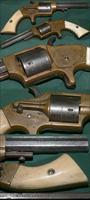 Plant's Manufacturing Co., .30 caliber cup-primed front loading revolver