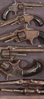 Smith & Wesson first model, third issue 22 revolver