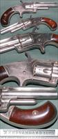 antique J.M.Marlin XXX Standard 1872 .30 caliber revolver