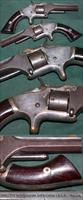 Smith & Wesson 1st Model, 2nd Issue .22 caliber revolver