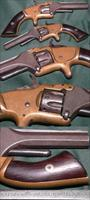 Smith & Wesson first model, second issue .22 caliber revolver