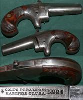 Colt Second Model 41 caliber rimfire derringer