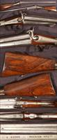 French pinfire shotgun marked Prunier