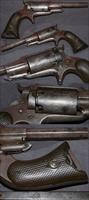 Remington Beals Patent third model revolver