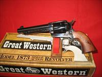 "EMF / Pietta, Great Western II "" Californian"""