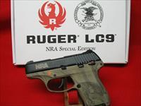 Ruger LC 9  NRA Special Edition