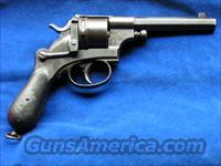 Dutch De Beaumont 9.4 1873 Old Model Ordnance Revolver