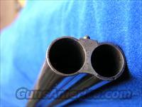 Rare Ithaca Flues Grade 2 12 Gauge Double Shotgun