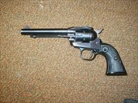 RUGER 3 SCREW SINGLE SIX 22 REVOLVER