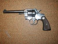 CLOT OFFICERS MODEL 22 LONG RIFLE REVOLVER