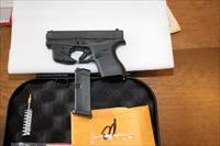 Glock 42 .380 auto with LaserLyte Laser