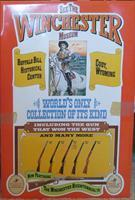 "WINCHESTER CODY MUSEUM COLLECTION METAL SIGN 28"" x 18.5"""