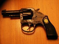 .22 double action revolver