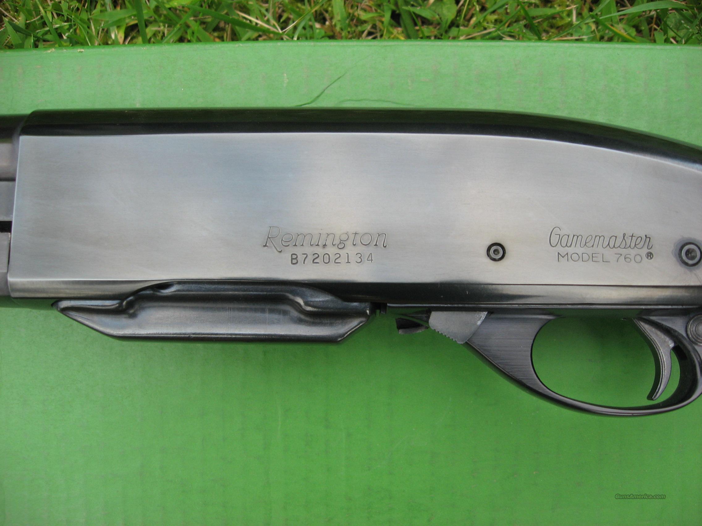 Remington 760 gamemaster 30-06 key generator