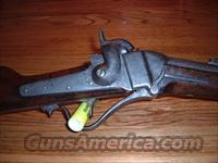Sharps Slant Breech Sporting Carbine Mod. 52