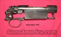 1917 Enfield [Remington] custom ACTION