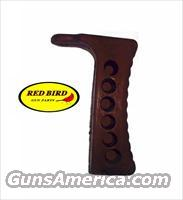 BROWN MOSIN NAGANT RIFLE STOCK RECOIL BUTTPAD M44 BUTT PAD 91/30 - NEW