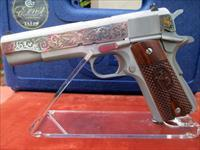 COLT/TALO ERNST LIMITED ENGRAVED EDITION ONE OF 250