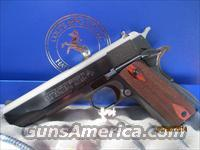 COLT BLUE SERIES 70 O1970A1CS PAIR IN SEQUENCE