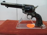 COLT BLUE AND CASE 45 SAA'S ON A BLACK POWDER FRAMES
