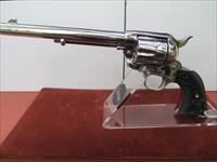 COLT NICKEL SAA 7 1/2
