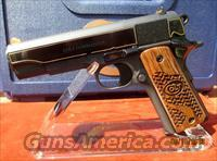 COLT/TALO COMMANDER GOLD EDITION