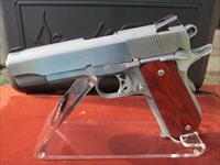 DAN WESSON COLLECTION PRE CZ AND POST CZ 1911 GUNS