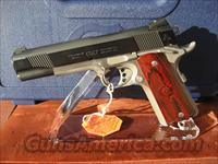 COLT COMBAT ELITE XSE O8011XSE DISCONTINUED BY COLT