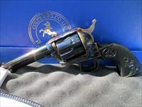 "COLT BLUE AND CASE SAA WITH 5 1/2"" BARREL IN 32-20."