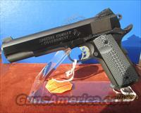 COLT O1970CY SPECIAL COMBAT GOVERNMENT CARRY MODEL