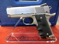 COLT CUSTOM SHOP DEFENDER IN 45ACP WITH NOVAK NITE SITES