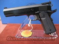 COLT SPECIAL COMBAT COMPETITION GOVERNMENT MODEL 01990CM IN 45ACP