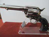 COLT NICKEL SAA 5 1/2