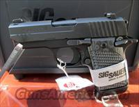 SIG SAUER P938-9-XTM EXTREME WITH BLACK/GREY GRIPS REDUCED PRICE