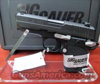 SIG SAUER 938-9-NMR NIGHTMARE WITH NITE SITES REDUCED PRICE
