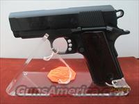 COLT NEW AGENT IN 45ACP DISCONTINUED MODEL